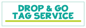 Drop & Go Tagging Service